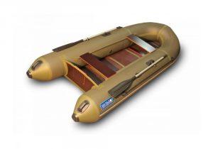 Лодка ПВХ Удача 3000 серия F под мотор надувная двухместная